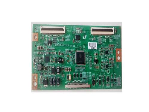Placa  TCon  Tcon  Tecon  TV SAMSUNG LN32C550  LNC530  LN46C530F1MXZD