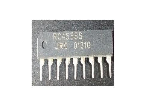 Circuito integrado RC4558S pente 9 pinos original