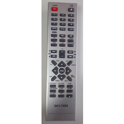 Controle Remoto DVD Philco  Home Theater Philco Ph200  Ph671