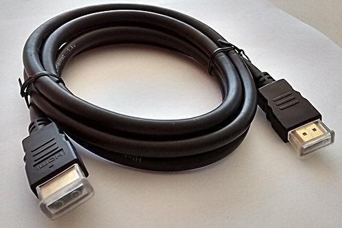 Cabo HDMI X HDMI 14 Gold 15m sem ferrite