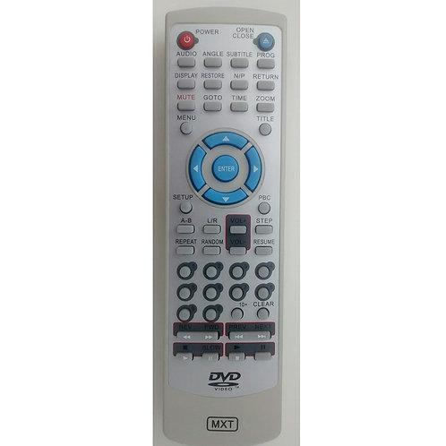 Controle Remoto DVD CCE  MOD700USX  740  757