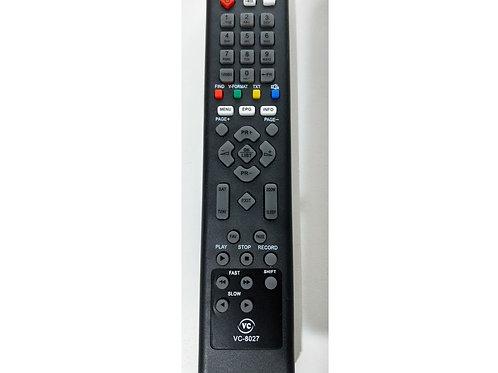 Controle remoto Receptor Lexuzbox F90  F94 HD  Azamerica  S800  S806  S807  S808