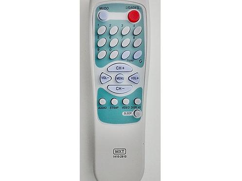 Controle remoto TV MITSUBISHI  AIKO MODTC 1409  TC1410  TC1418  TC2004  TC2009