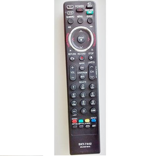 Controle remoto TV LG Mkj42613813  SKY7442