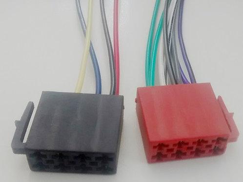 Chicote 12 fios ETE7606 Sony  Blaupunkt  Siemens