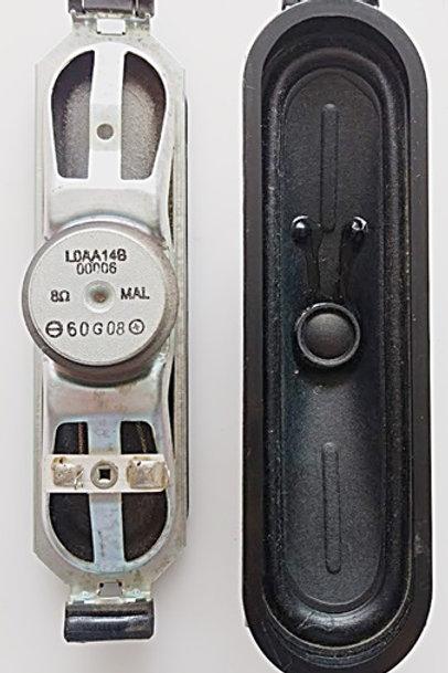 Alto falante Tv Panasonic Tcl42s20b par 8 ohms  codigo L0AA14B