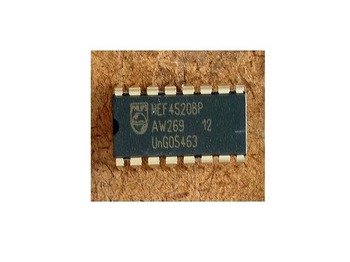 Circuito integrado HEF4520  CD4520 16 pinos original
