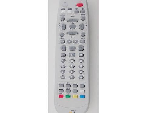Controle remoto DVD CCE Sky7592  DVD627DVX