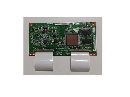 Placa Tcom  teconcom cabos flet TV LCD Samsung LN40A550P3RXZD Cod e150630