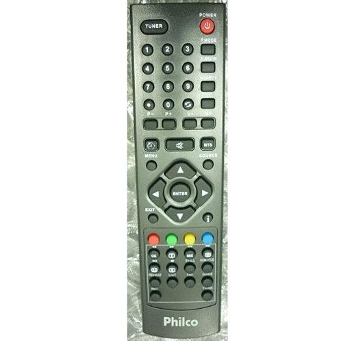Controle remoto TV PHILCO LCD LED MODPh32d   Ph42d   Ph32m   Ph42m