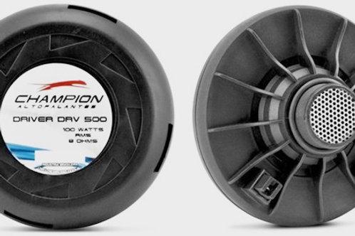 Driver Champion 100w Rms  8 ohms modelo DRV500