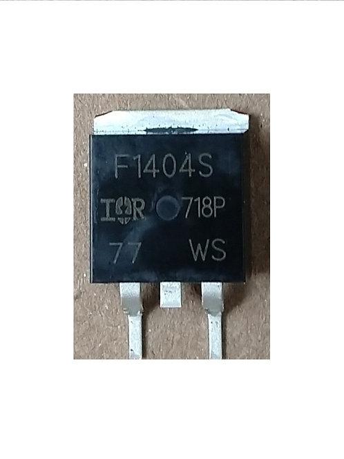 Transistor IRF1404S SMD  TO263 NPN  40V 162A D2PAK