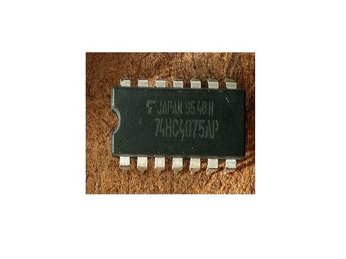 Circuito integrado 74HC4075 AP  original