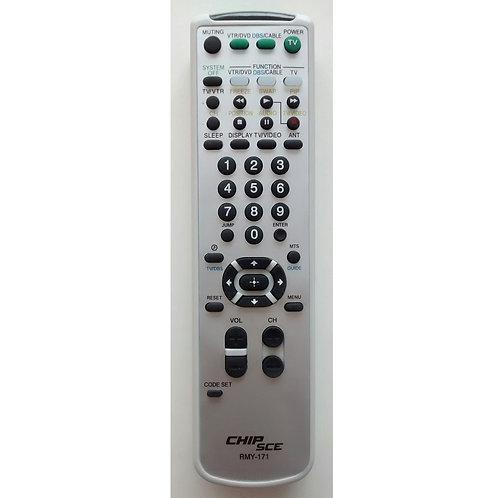 Controle remoto TV Sony RMY171