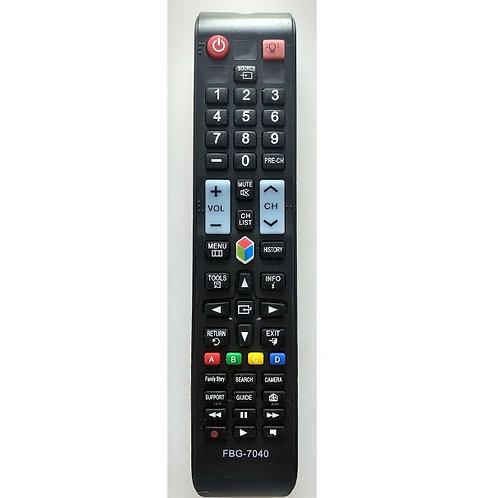 Controle remoto LCD TV SAMSUNG Mod PL51E8000G  PL64E8000GG  UN40ES7000GX