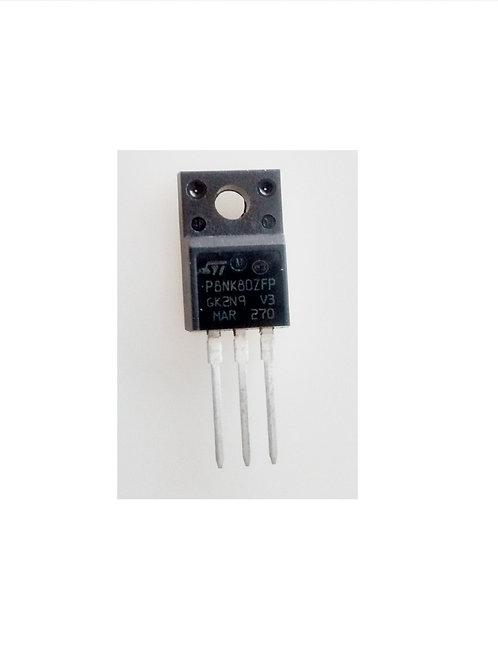 Circuito integrado P8NK80ZFP  80Z