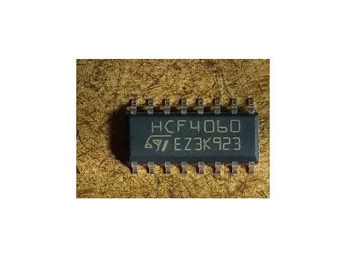 Circuito integrado HCF4060  CD4060 SMD 16 pinos original