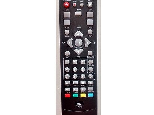Controle Remoto RECEPTOR DIGITAL LELE SYSTEM F21