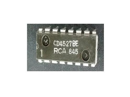 Circuito integrado CD4527 BE 16 pinos original