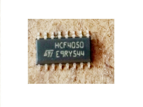 Circuito integrado HCF4050 BE  CD4050 SMD 16 pinos original