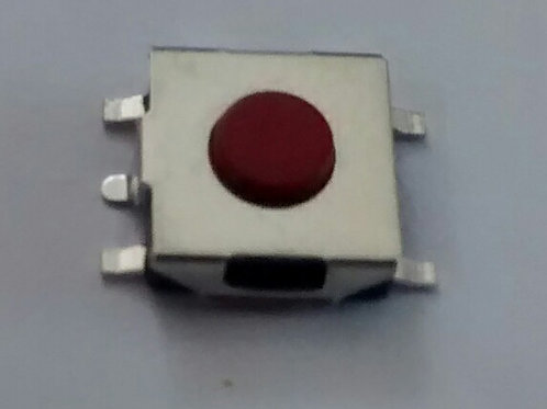 Chave de toque 04 terminais vertical 5 2x5 2x2 5mm SMD mini