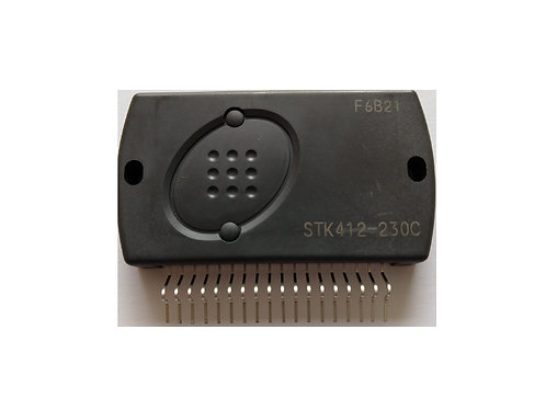 Circuito Integrado STK412230  240 CB  STK412230 Original