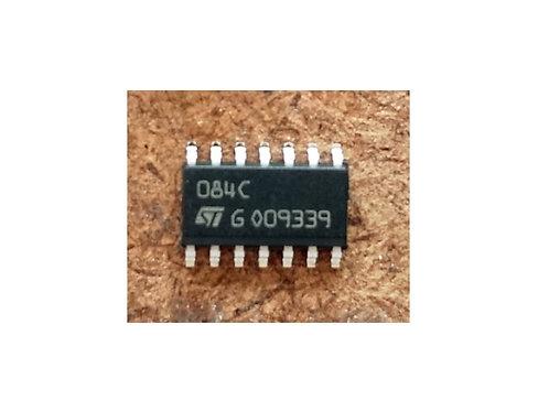 Circuito integrado TL084 SMD original