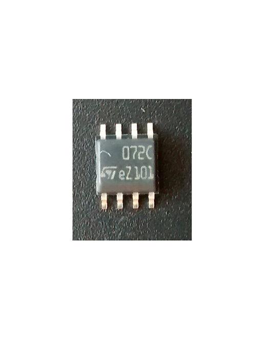 Circuito integrado TL072CDR SMD 8 pinos  original