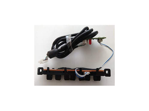 Teclado e sensor TV SAMSUNG LCD LN40A450C1XZD cod da placaRJ94V8T12