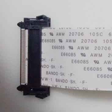 Cabo flat TV Philips 40PFL3606D78  105C 60V  codigo AWM 20706