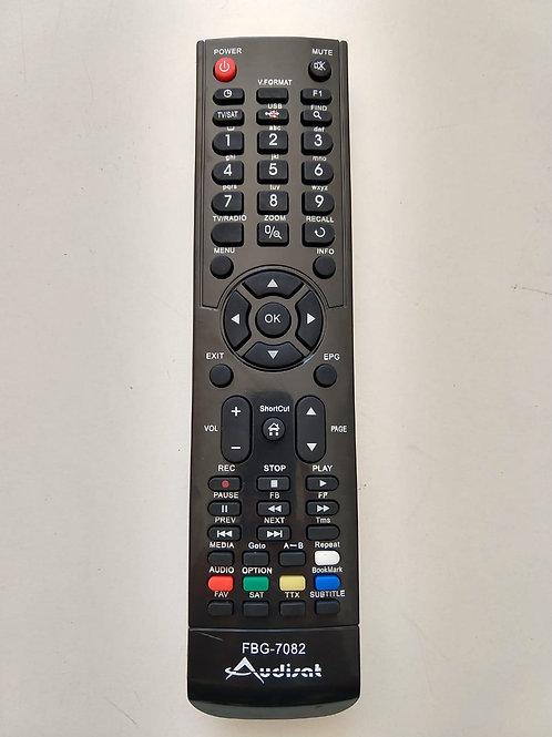 Controle remoto Receptor Audisat A1 FBG-7082