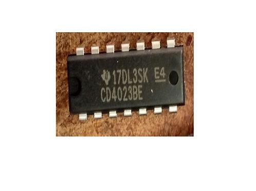 Circuito Integrado CD4023BE  4023BE  14 Pinos Original