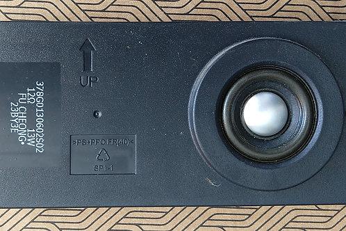 auto falante  TV Philips Led 42PFL5005G  Codigo do falante 378go130602s02