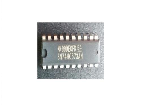 Circuito integrado SN74HC573AN original