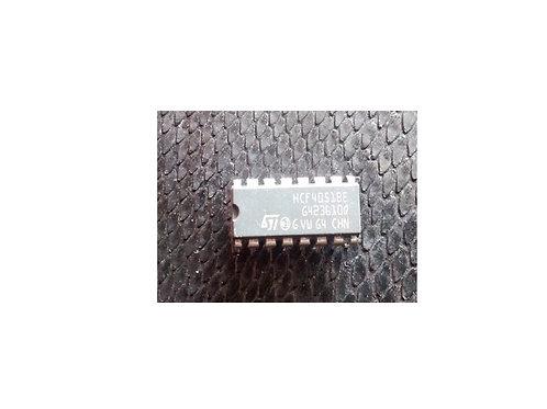 Circuito Integrado HCF4051BE original