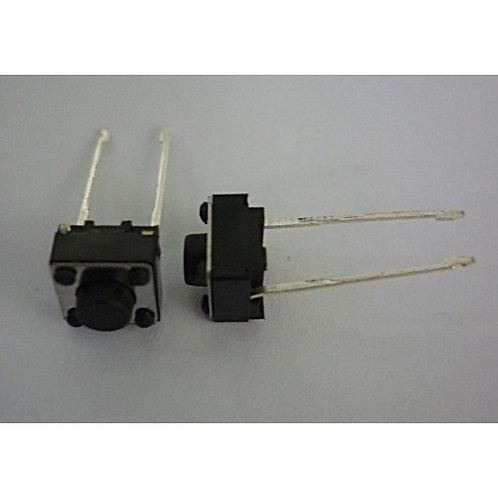 Chave Toque  Tactil 60 X 60 KNOB 5mm 2 Terminal