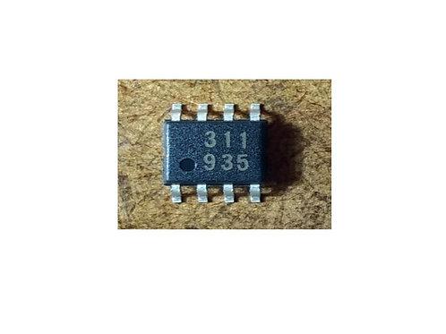 Circuito integrado LM311 SMD original 8 pinos