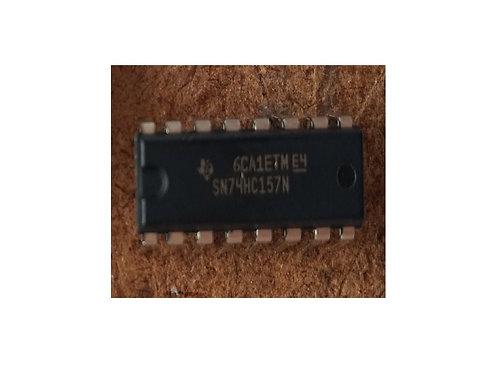Circuito integrado SN74HC157N 16 pinos original