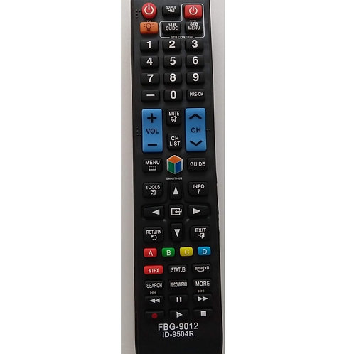 Controle Remoto TV SAMSUNG SMART  NETFLIX FBG9012