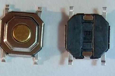 Chave mini interruptor de toque 4 4 15mm smd