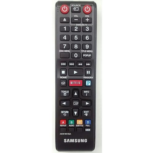 Controle Remoto Bluray Samsung Ak5900146A ModBDE5500ZD