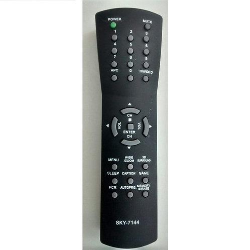 Controle remoto TV LG SKY7144 TV CP14B8514B8614J5214K4014K8515Q9020B8520J50