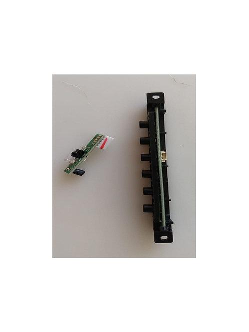 teclado e sensor  TV Cce L322  Lk32g