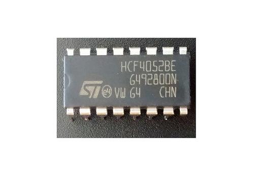 Circuito Integrado HCF4052BE Original