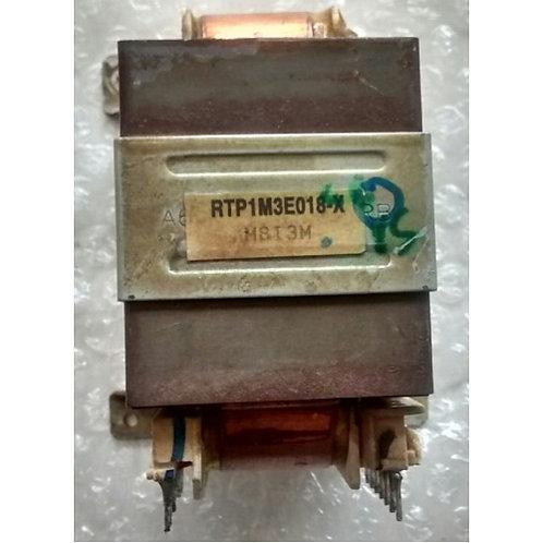 Transformador de forca de Micro System Panasonic SAK52 codigo RTP1M3E08X