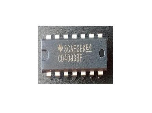 Circuito Integrado CD4093BE14 Pinos Original