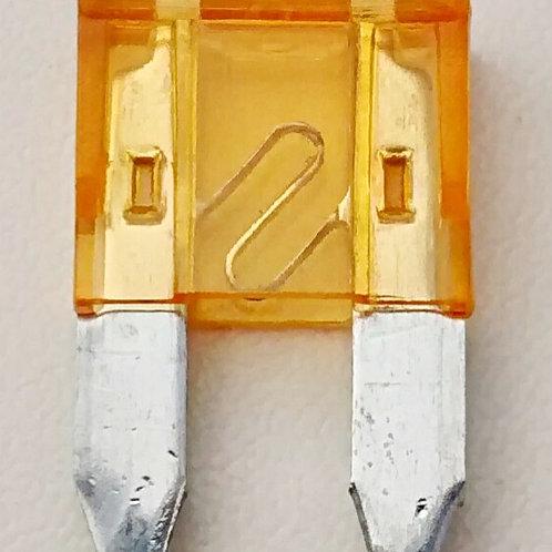 Fusivel lamina mini Automotivo 5 Amperes