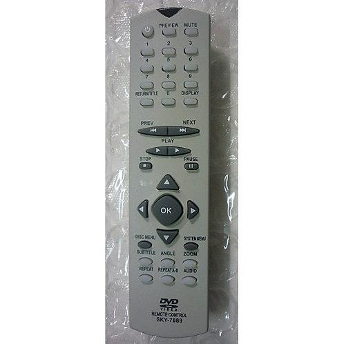 Controle Remoto DVD MAGNAVOX MODMDV434