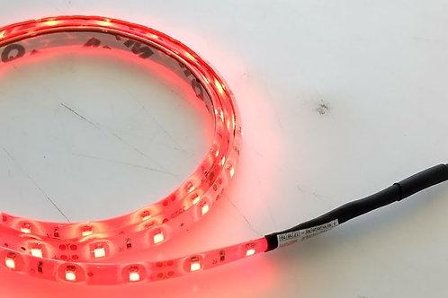 Fita de Led  Vermelho Para uso Exteno  DC 12V  1mt