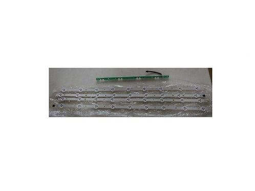 Conjunto barras de led TV LG 34sl3400 todas as 04
